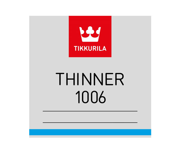 Растворитель Tikkurila Thinner 1006