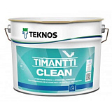 Купить teknos timantti clean антимикробная краска